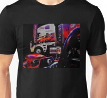 ANDRA TRUCK AND UNDER PRESSURE Unisex T-Shirt