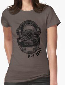 Pop Noir 1 Womens Fitted T-Shirt