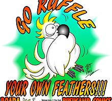Ruffled Feathers by ArtByVince
