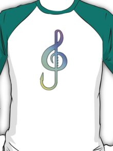 Music Hooks Colorful T-Shirt