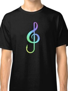 Music Hooks Colorful Classic T-Shirt