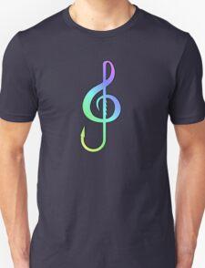 Music Hooks Colorful Unisex T-Shirt