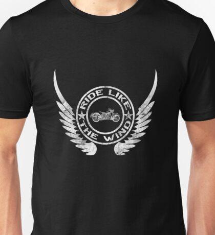 Ride like the wind 3 Unisex T-Shirt