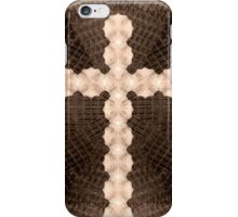 The Holy Cross iPhone Case/Skin