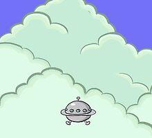 The Sky Runner by myalatti