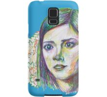 Impossible Girl Samsung Galaxy Case/Skin