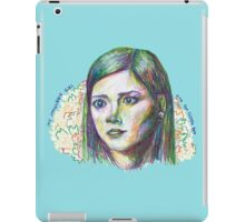 Impossible Girl iPad Case/Skin