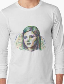 Impossible Girl Long Sleeve T-Shirt