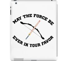 THE HUNGER GAMES MEETS STAR WARS iPad Case/Skin