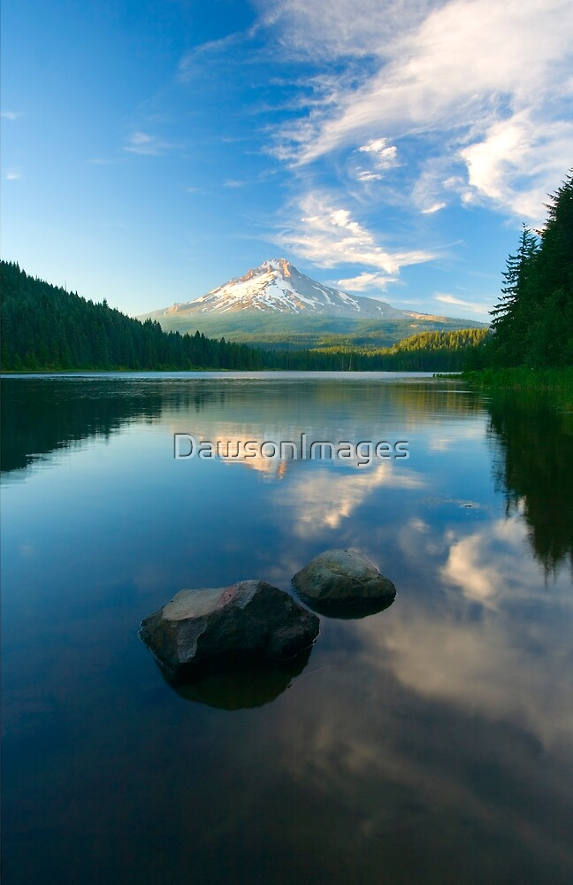 Still Waters by DawsonImages