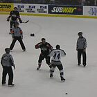 The Puck Stops Here by Glenn Esau
