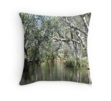 remote billabong Throw Pillow