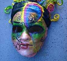 Beyond The Mask by Carmen  Cilliers