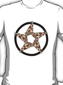Pizza Pentagram T-Shirt