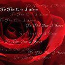 To The One I Love by Suni Pruett