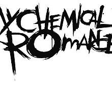 'My Chemical Romance' Logo by pvnkrocklarry