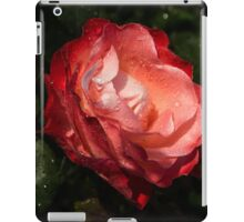 A Gift From My Mother's Garden - Chiaroscuro Rose iPad Case/Skin