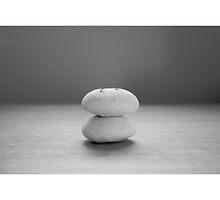 Zen Stones by Marnie Hibbert