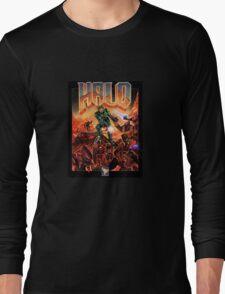 Doom/Halo Long Sleeve T-Shirt