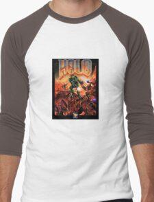 Doom/Halo Men's Baseball ¾ T-Shirt