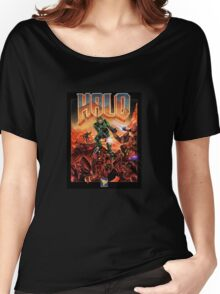 Doom/Halo Women's Relaxed Fit T-Shirt