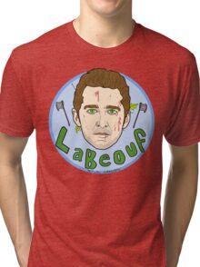 Shia LaBeouf (Actual Cannibal) Tri-blend T-Shirt