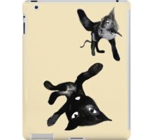player cats iPad Case/Skin