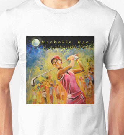 Michelle Wie Designs Unisex T-Shirt