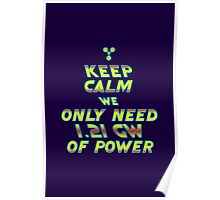 1.21 GW of Power Poster