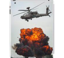 Apache Hellfire Strike iPad Case/Skin