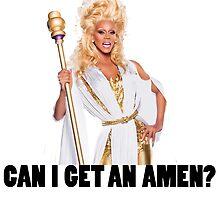 Can I get an Amen? by Joefishjones .