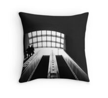 Metro 3 Throw Pillow