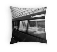 Metro 4 Throw Pillow