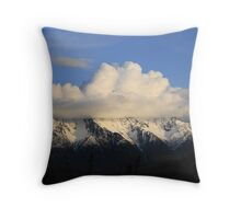 Crown of Clouds Throw Pillow