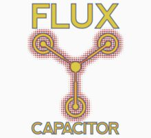 Flux Capacitor Kids Tee