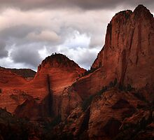 Kolob Canyon, Zion National Park by Ryan Houston