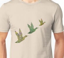 Nature Flies Unisex T-Shirt