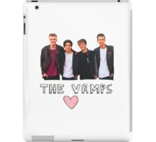 The Vamps iPad Case/Skin