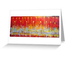 art for bek full length Greeting Card