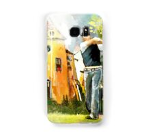 Golf In Club Fontana In Austria 01 Samsung Galaxy Case/Skin