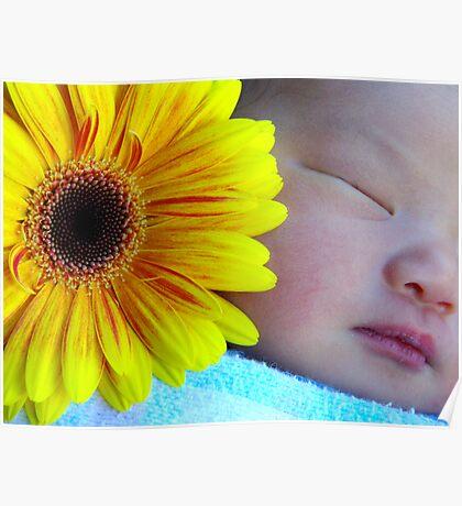 Flower Child Poster