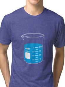 beaker elixir (blueberry) Tri-blend T-Shirt