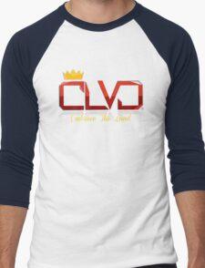 """Embrace The Land"" ROYAL TEE - CLVD® Men's Baseball ¾ T-Shirt"