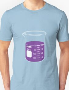 beaker elixir (grape) Unisex T-Shirt