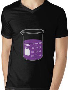 beaker elixir (grape) Mens V-Neck T-Shirt