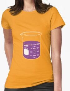 beaker elixir (grape) Womens T-Shirt