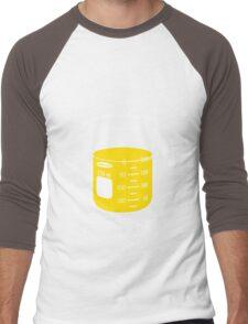 beaker elixir (lemon) Men's Baseball ¾ T-Shirt