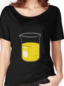 beaker elixir (lemon) Women's Relaxed Fit T-Shirt