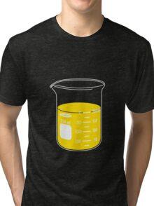 beaker elixir (lemon) Tri-blend T-Shirt
