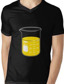 beaker elixir (lemon) Mens V-Neck T-Shirt